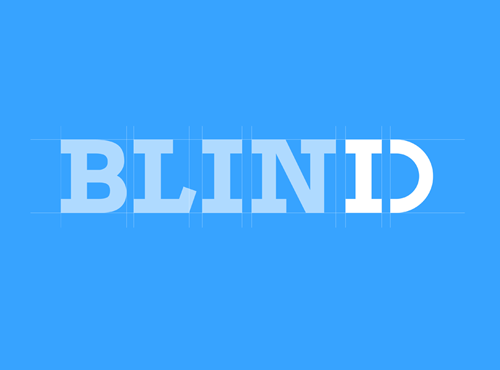 BlindID (Released on the App Store in 2016)