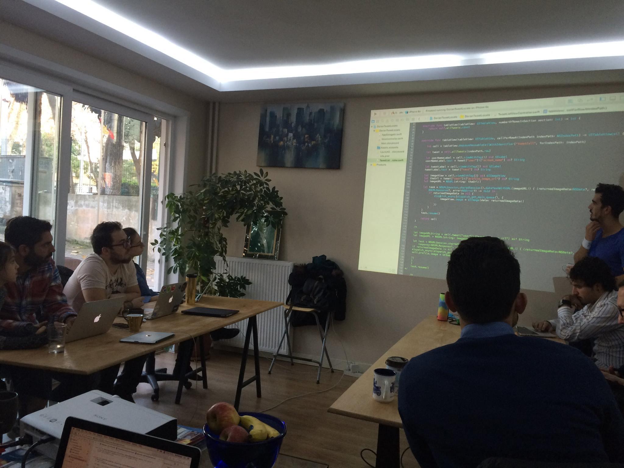 iOS Workshop 3 | Event | Dorian Labs